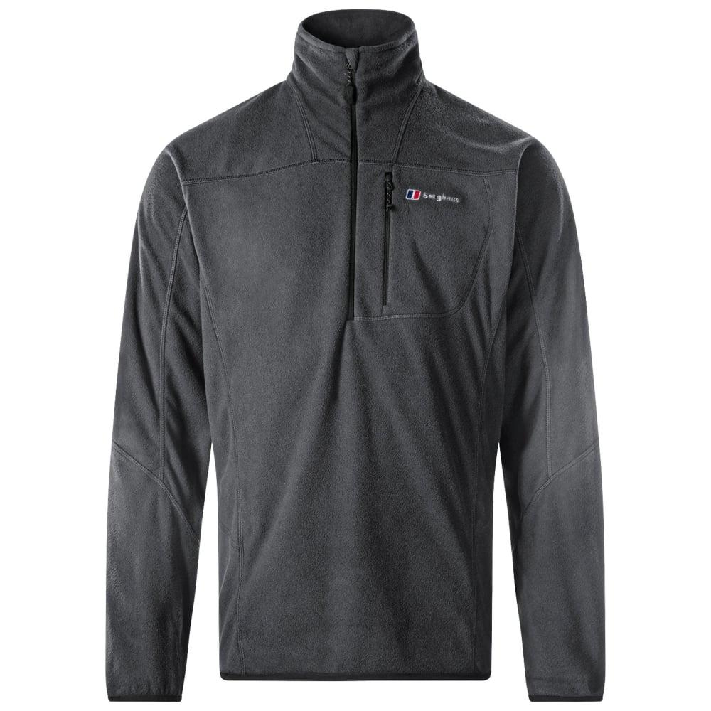 Berghaus Mens Spectrum Micro 2.0 Fleece Half Zip Jacket Top Jumper Grey