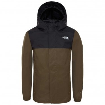 8faa25b6518f Childrens Resolve Reflective Jacket. The North Face ...