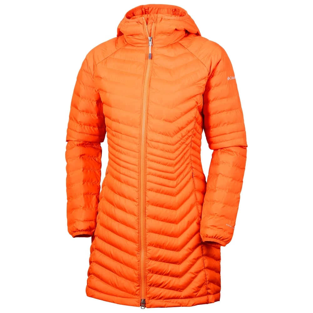 Columbia Womens Powder Lite Mid Jacket - Under £30 from Gaynor Sports UK 2d5e80134a