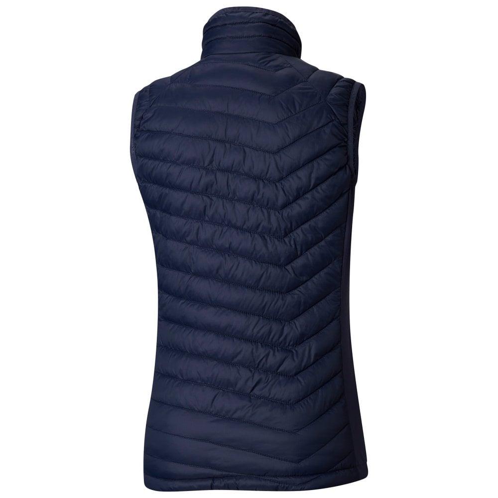 Columbia Womens Powder Pass Vest