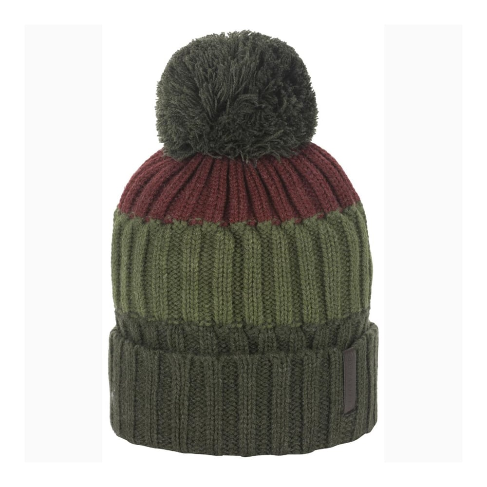 e7095ca950f Craghoppers Mens Picton Multi Stripe Knit Bobble Hat - Men s from ...
