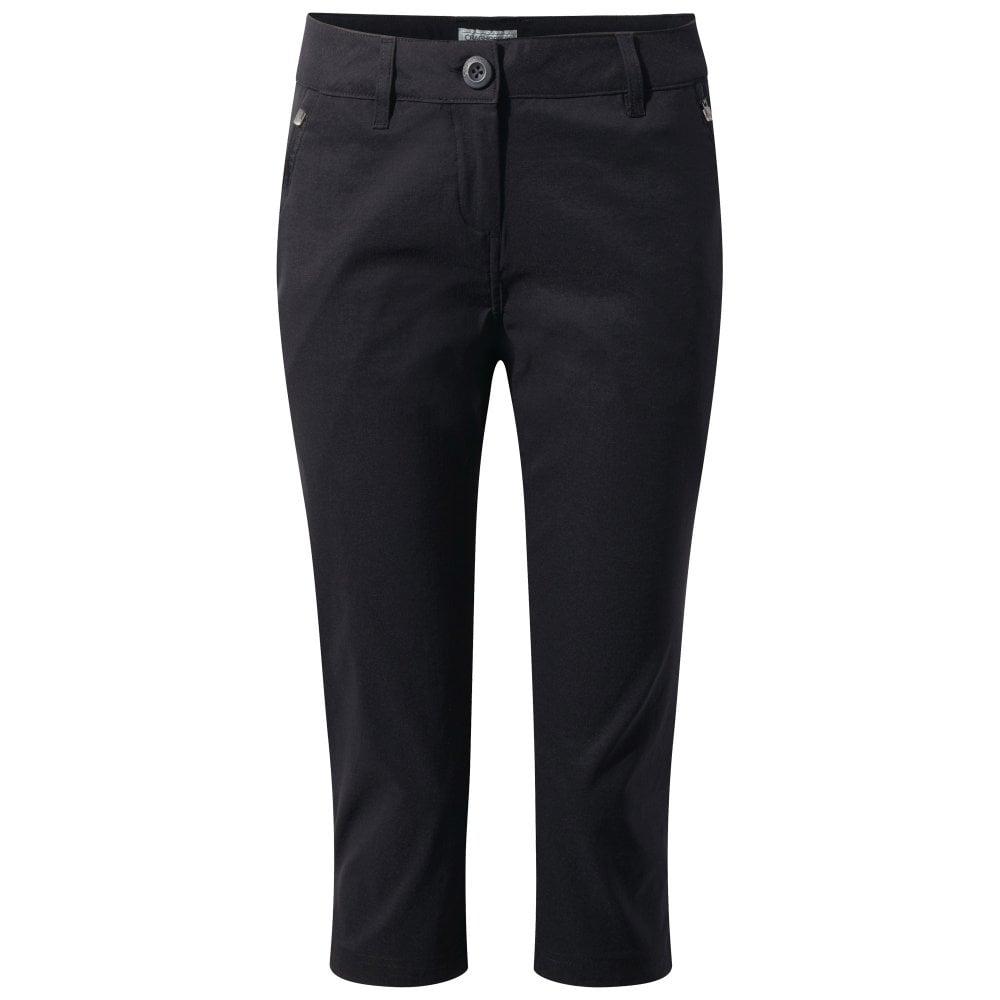New Craghoppers Women's Kiwi Pro Stretch Crops II Trousers
