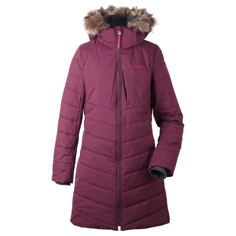 Didriksons Womens Natasha Padded Parka Women's from Gaynor