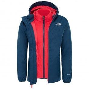 18731a25e The North Face Childrens Elden Rain Triclimate Jacket - Children's ...