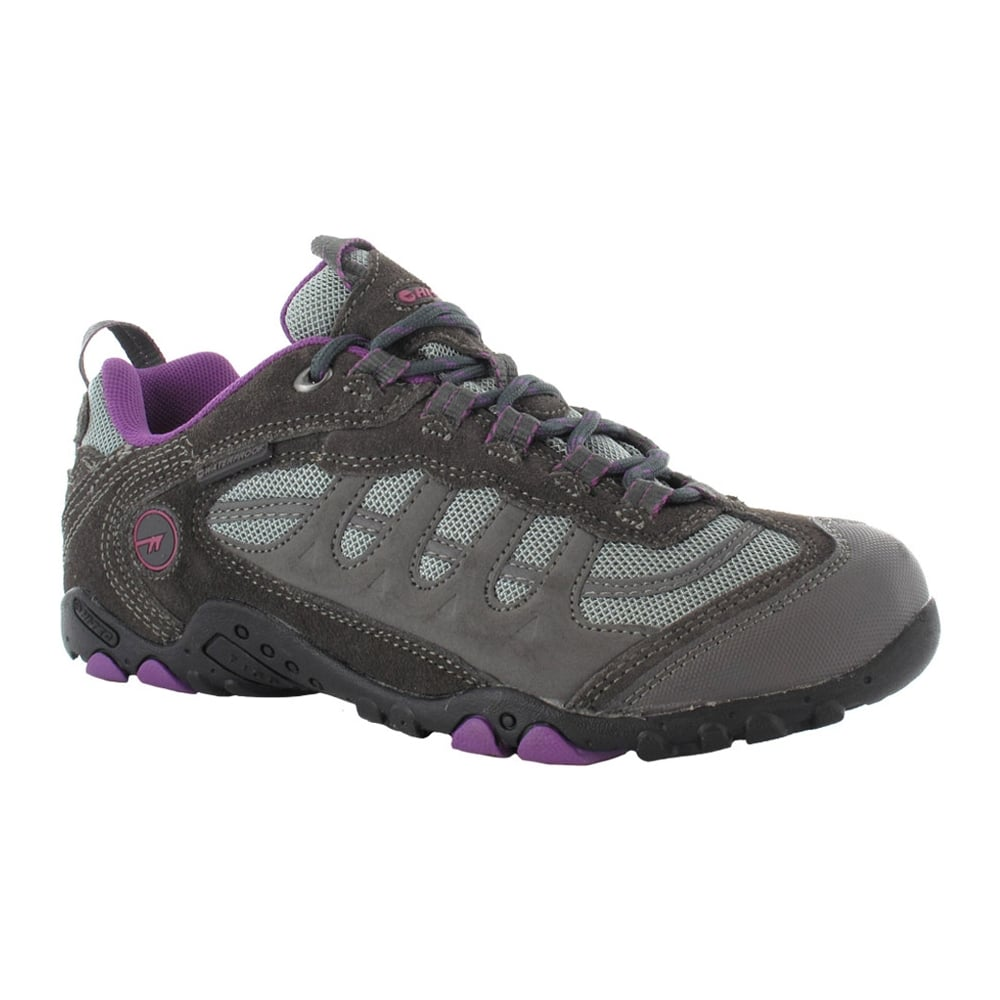 5fa6a0f4 Hi-Tec Womens Penrith Low WP Walking Shoes - Clearance from Gaynor ...