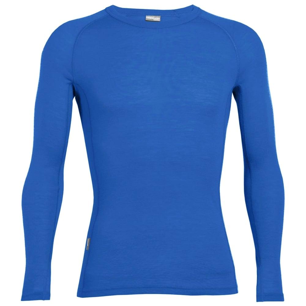 f47fa99fab4 Icebreaker Mens Everyday Long Sleeve Crewe - Men's from Gaynor Sports UK