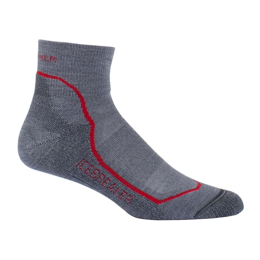 10cbf28771f Icebreaker Mens Hike+ Light Mini Socks - Footwear from Gaynor Sports UK