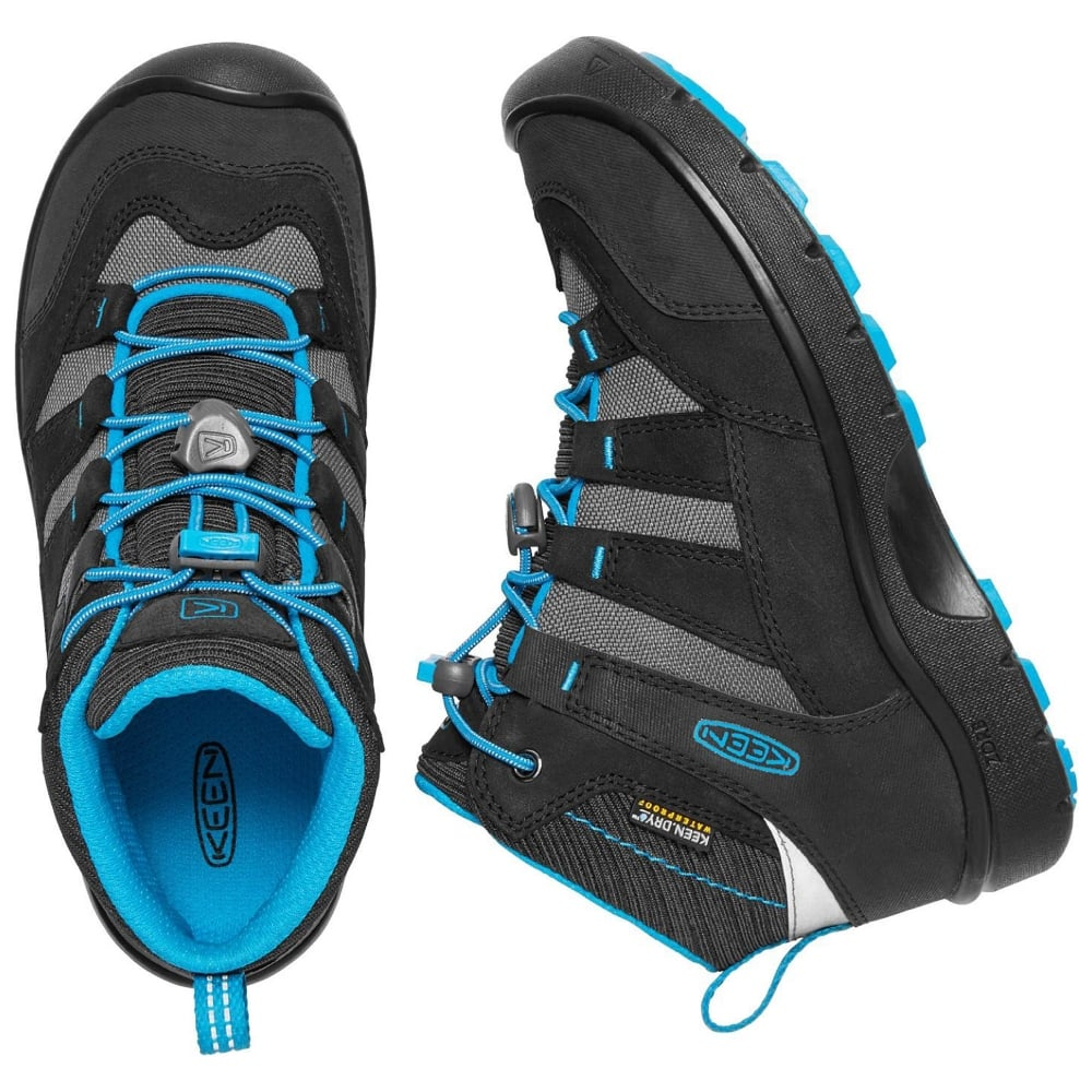 e5589e11aa8a Keen Childrens Hikeport Mid WP Walking Boots - Footwear from Gaynor ...