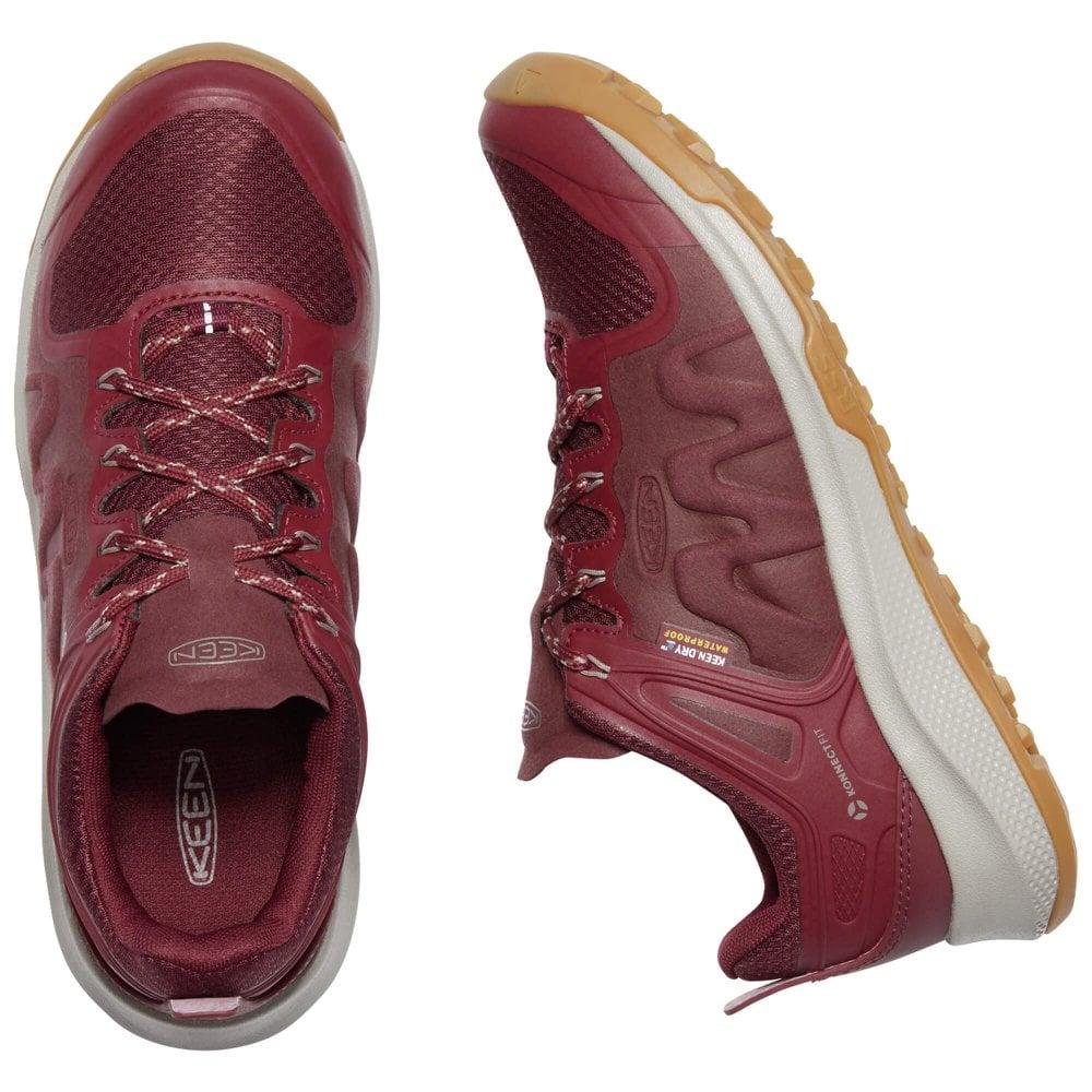 Keen Womens Explore WP Walking Shoes