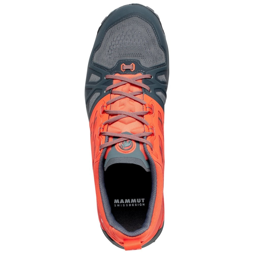 77330e3fd8a Mammut Mens Saentis Low Walking Shoes - Footwear from Gaynor Sports UK