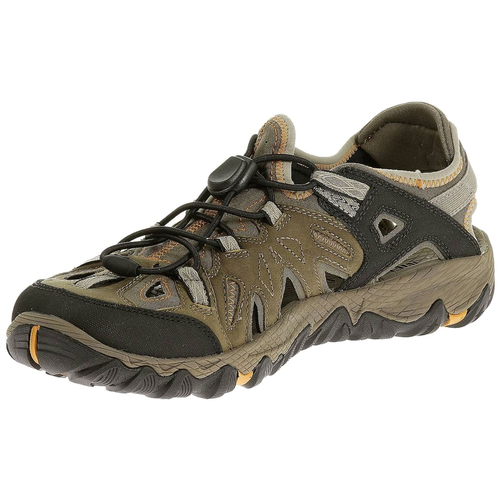 22206ad5f5f2 Merrell Mens Allout Blaze Sieve Sandals - Footwear from Gaynor Sports UK