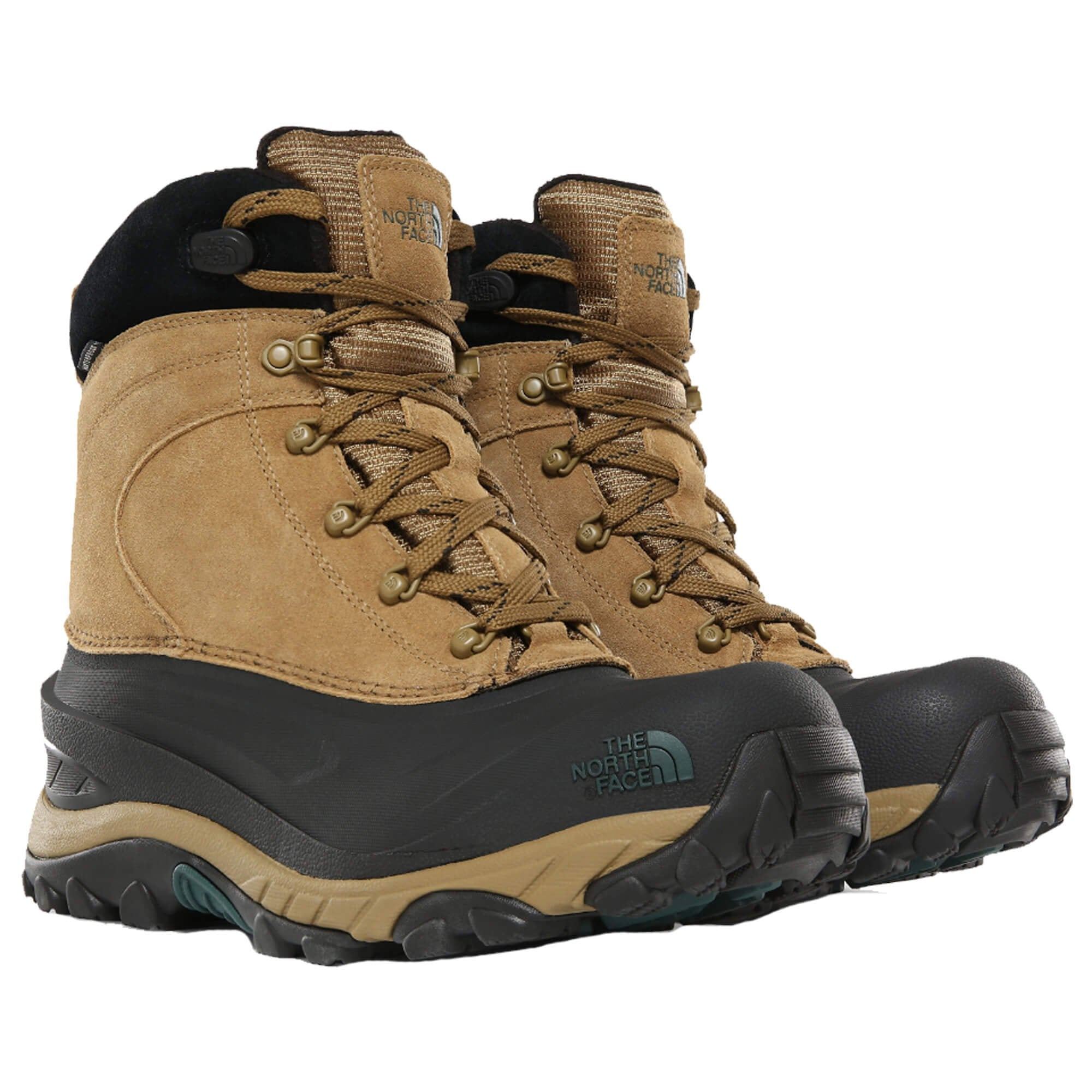 The North Face Mens Chilkat Iii Walking Boots Footwear From Gaynor Sports Uk