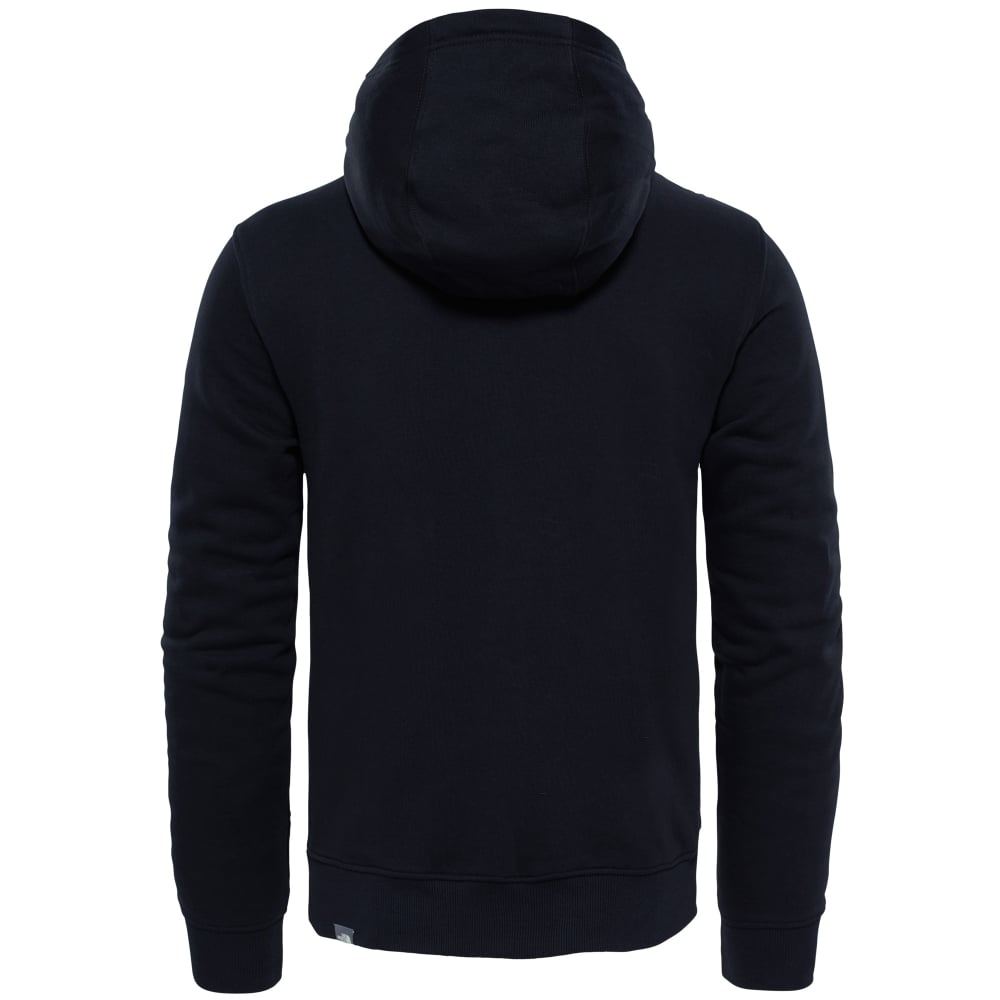 New The North Face Kid/'s DREW PEAK Sweatshirt Blue Royal Hooded Kangaroo Pocket
