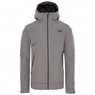 Red The North Face Mens Quest Insulated Jacket