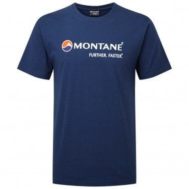 8ba5f5ea9ca Mens Montane Logo T Shirt