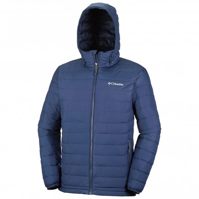 b3a594701 Mens Powder Lite Hooded Jacket