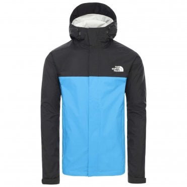 Clear Lake Blue The North Face Mens Stratos Waterproof Jacket