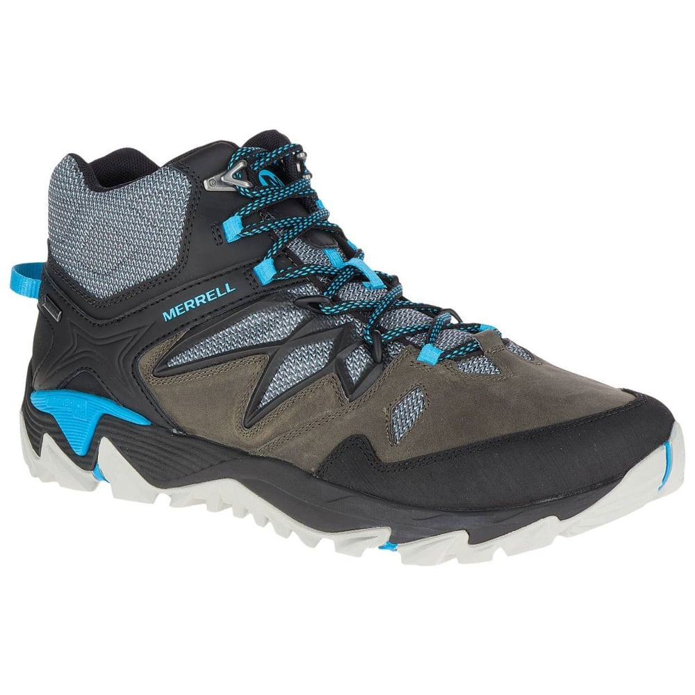 Merrell Mens All Out Blaze 2 Mid GTX Walking Boots - Footwear from ... 91d0ad2b53