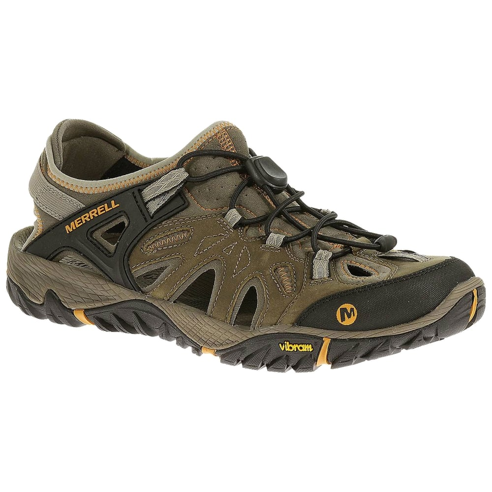 518552f856f9 Merrell Mens Allout Blaze Sieve Sandals - Footwear from Gaynor Sports UK