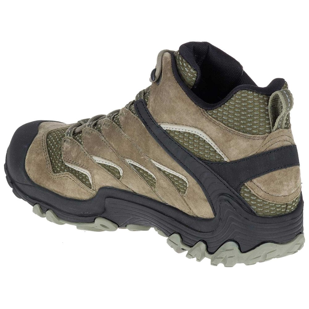 95a0f53e2c Merrell Mens Chameleon 7 Limit Mid WP Walking Boots - Footwear from ...
