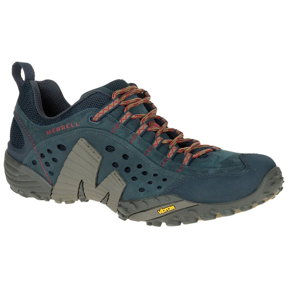 830f41df69ce Merrell Mens Intercept Walking Shoes - Footwear from Gaynor Sports UK