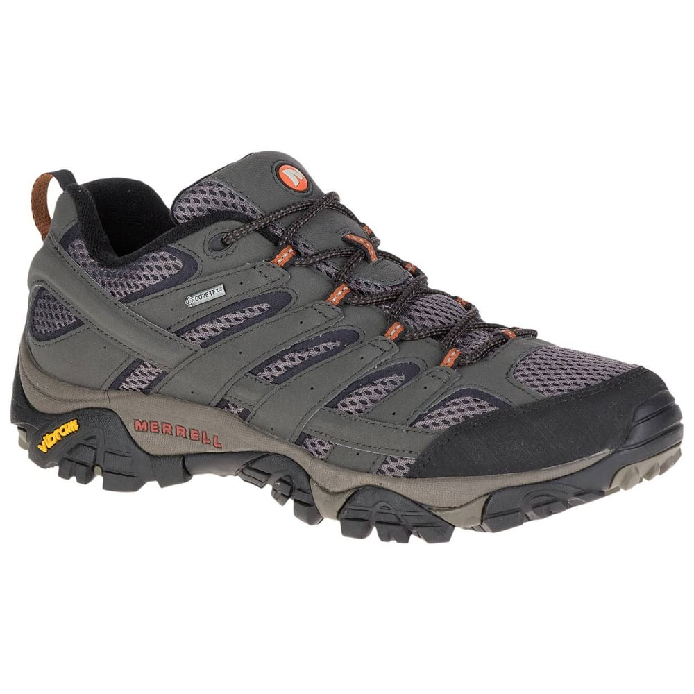Merrell Mens Moab 2 GTX Walking Shoes - Footwear from Gaynor Sports UK 271ca22e88