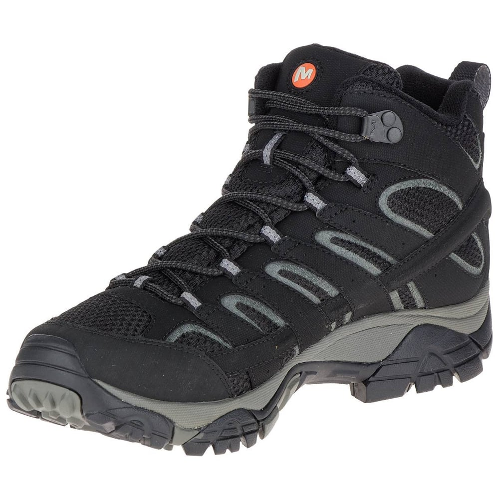 Merrell Mens Moab 2 Mid GTX Walking Boots - Footwear from Gaynor ... ce32ff860c