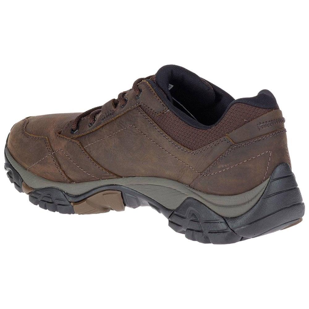 Mens Moab Adventure Lace Walking Shoes