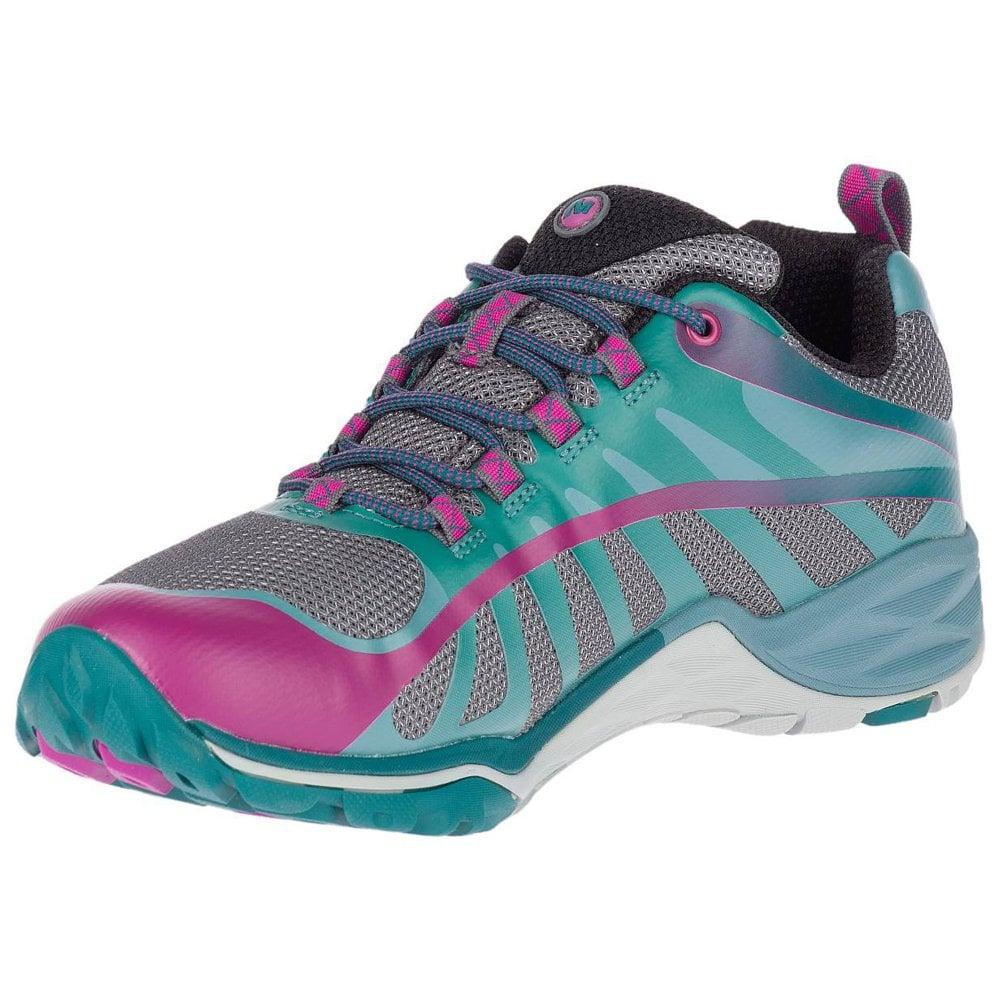 b0227fbc Womens Siren Edge Q2 Waterproof Walking Shoes