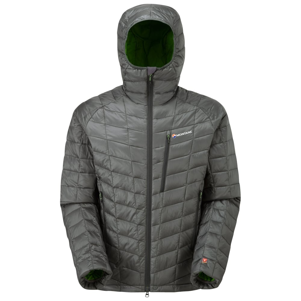 Montane Mens Hi-Q Luxe Jacket - Men's from Gaynor Sports UK