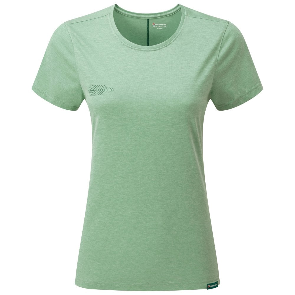 Montane Womens Neon Featherlite T Shirt Women S From Gaynor Sports Uk