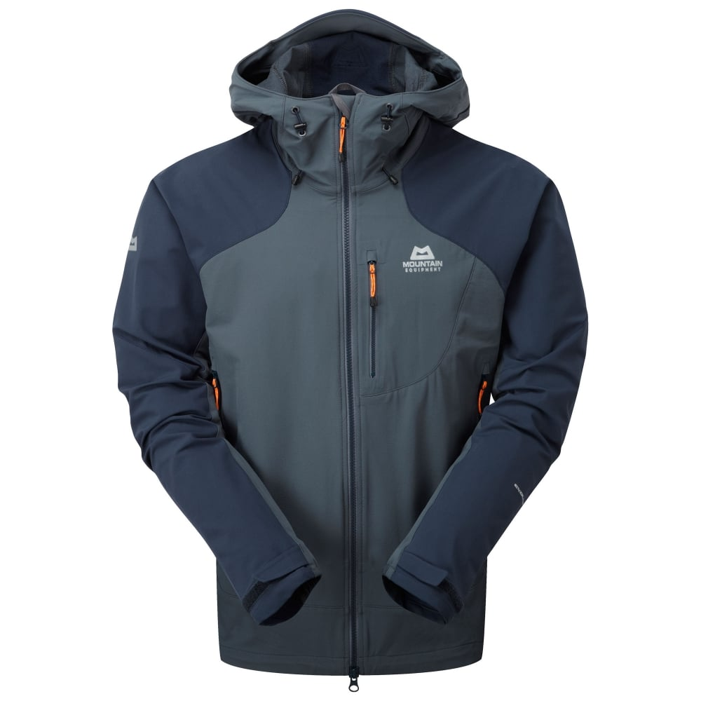 3b38a6e9b Mens Frontier Hooded Jacket