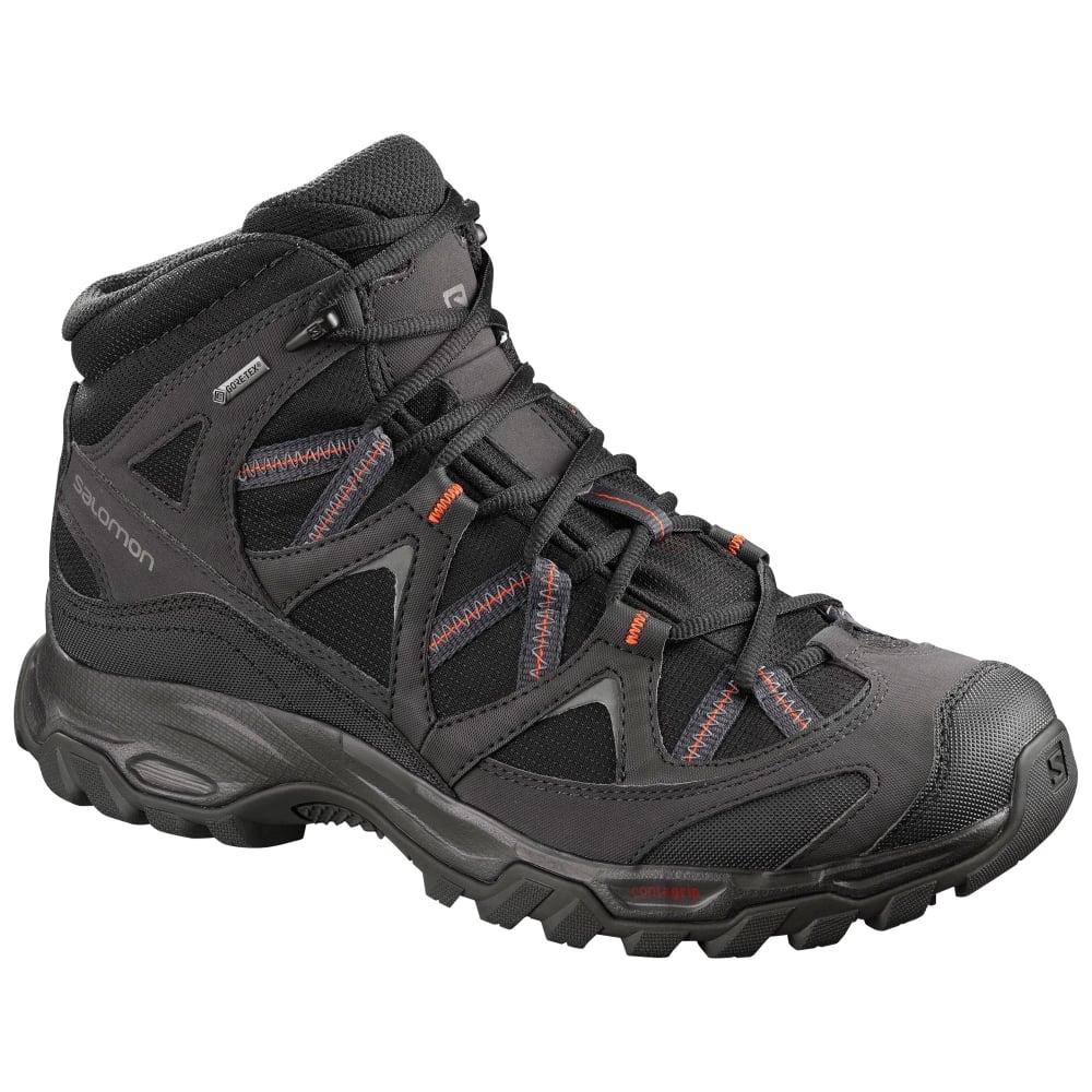 6b83ad84e7 Salomon Mens Cagliari Mid GTX Walking Boots