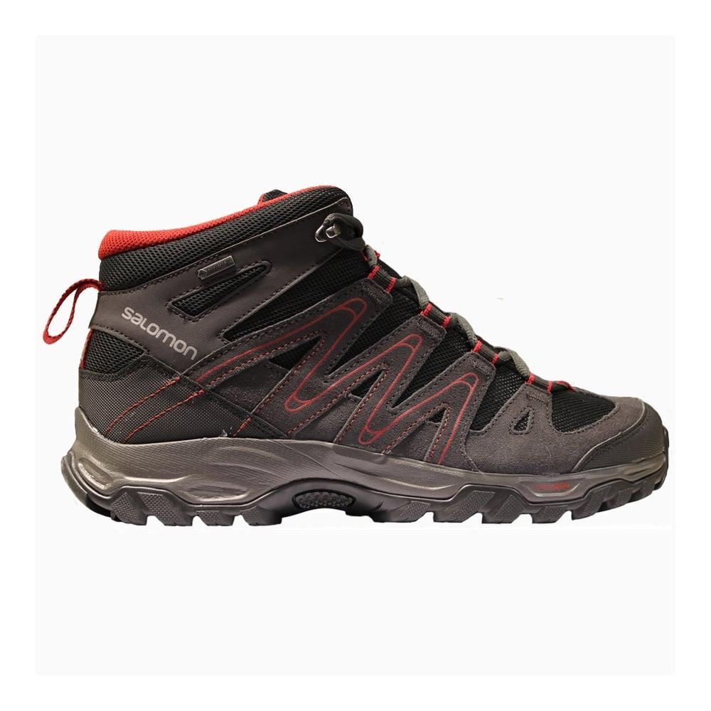84e7d5ee3397 Salomon Mens Campside Mid 2 GTX Walking Boots - Footwear from Gaynor ...