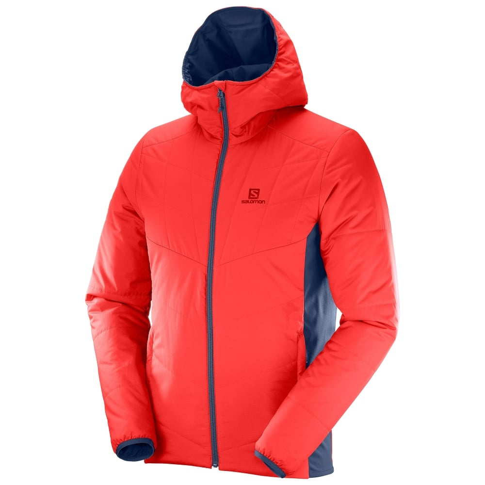 promo code new lifestyle low priced Salomon Mens Drifter Mid Hoodie