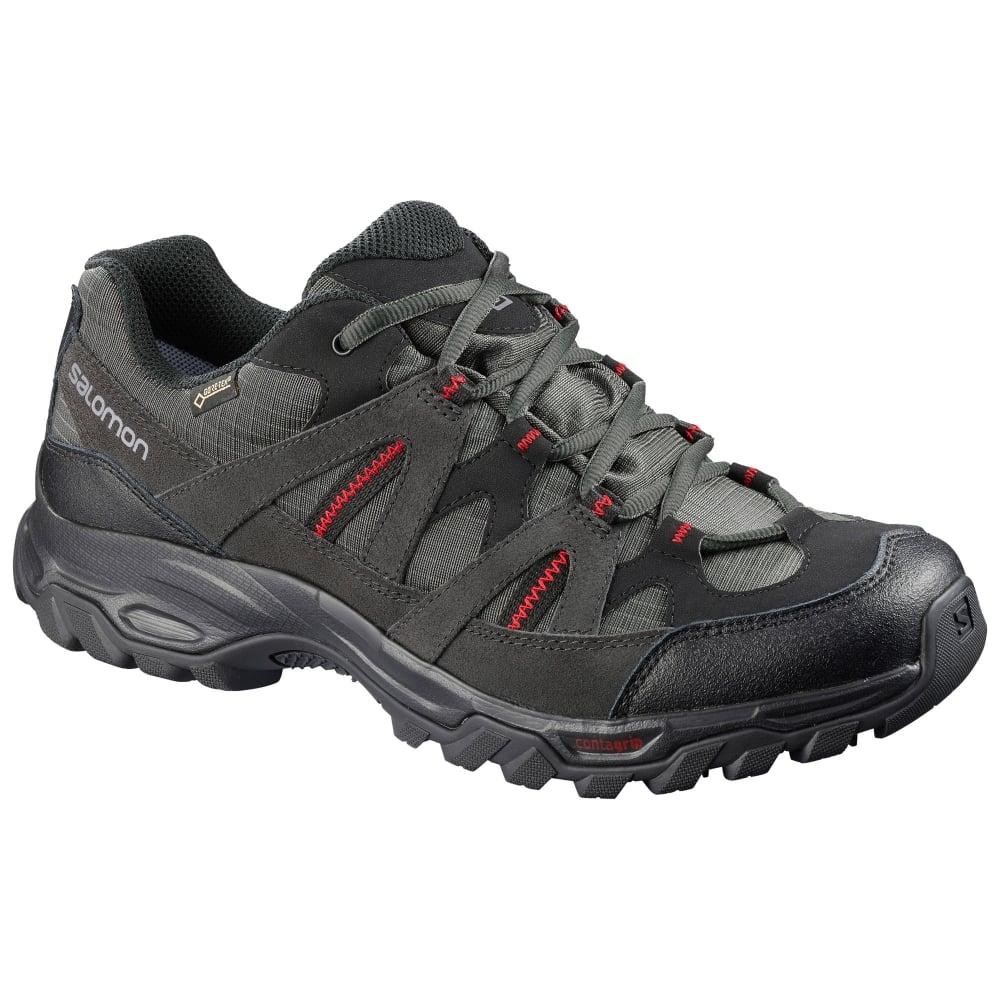 cfc8bd28f782 Salomon Mens Escambia 2 GTX Walking Shoes - Footwear from Gaynor ...