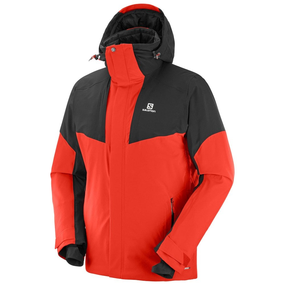 Salomon Mens Icerocket Jacket