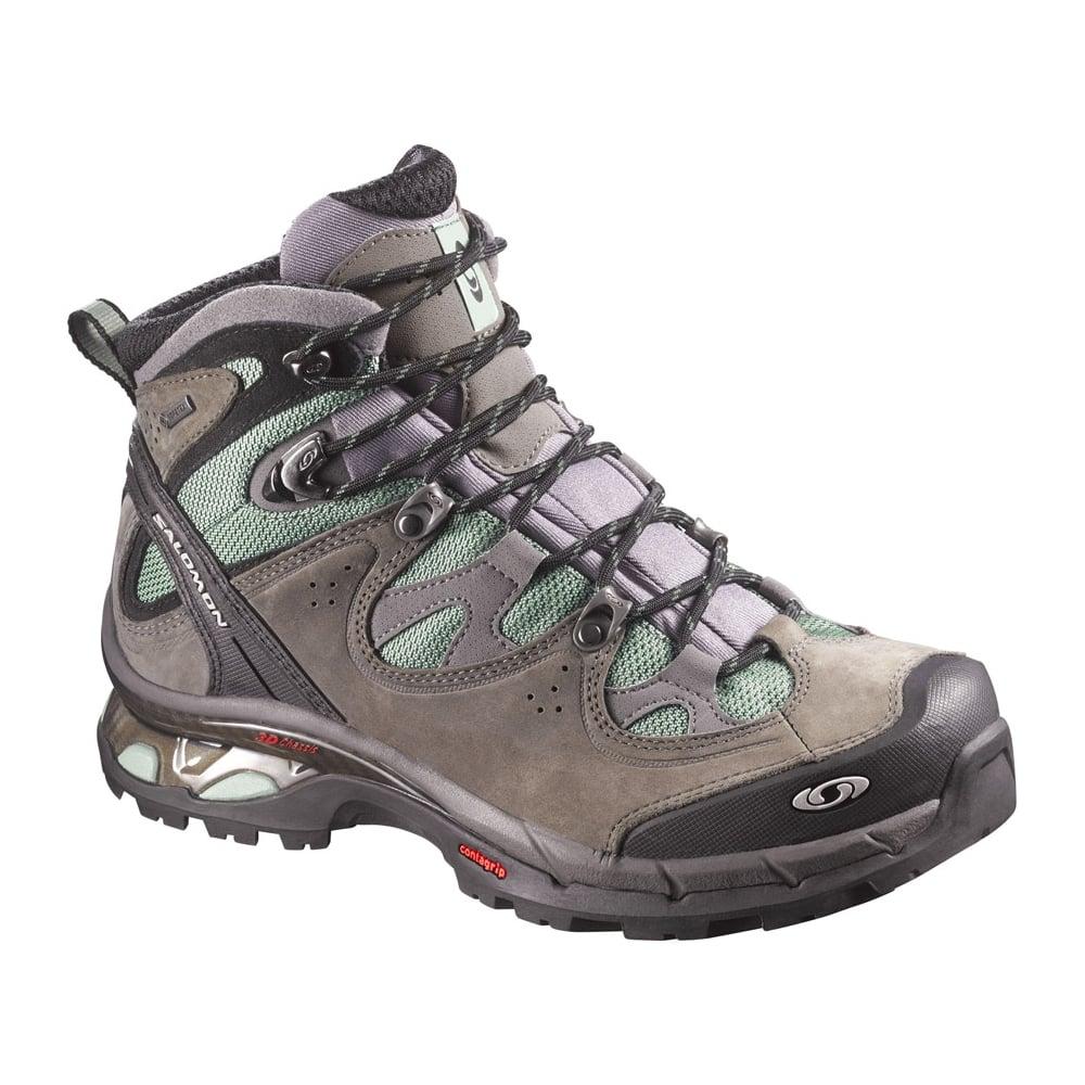 Salomon Womens Comet 3D GTX - Footwear from Gaynor Sports UK 8b138662ee36