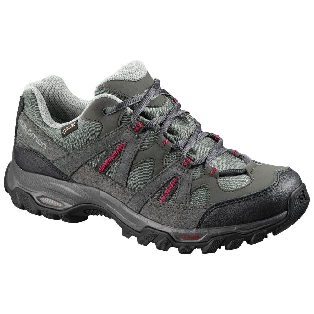 le dernier cdf89 d9159 Salomon Womens Escambia 2 GTX Walking Shoes