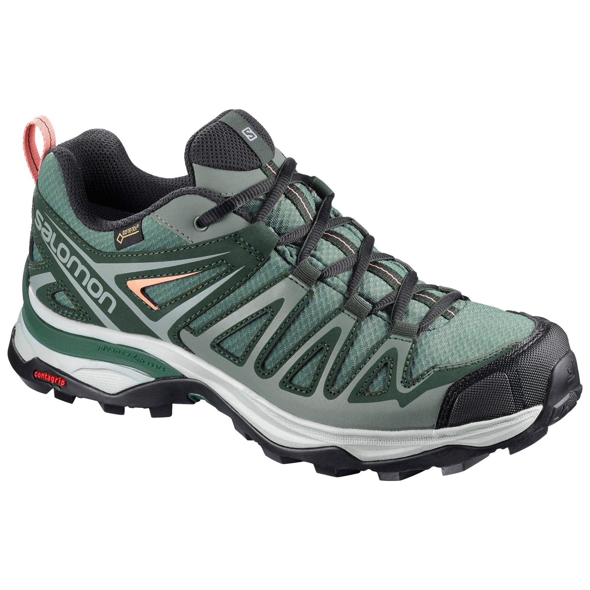 Anual Milagroso Quien  Salomon Womens X Ultra 3 Prime GTX Walking Shoes - Footwear from Gaynor  Sports UK