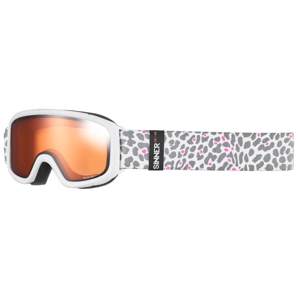 1346a83bbea Sinner Childrens Duck Mountain Ski Goggle - Children s from Gaynor ...