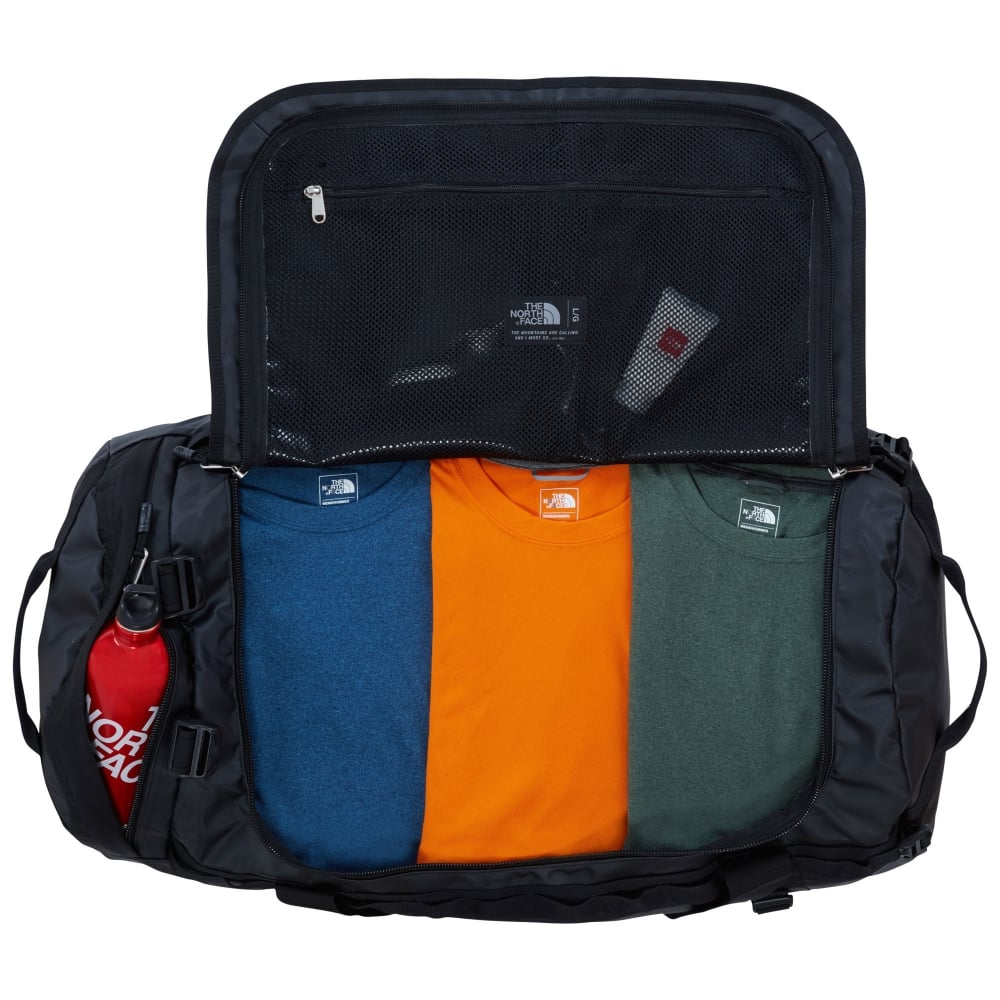north face camp duffel l