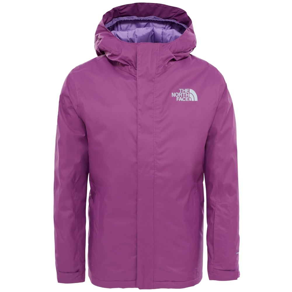 61df75e97 The North Face Childrens Youth Snowquest Jacket