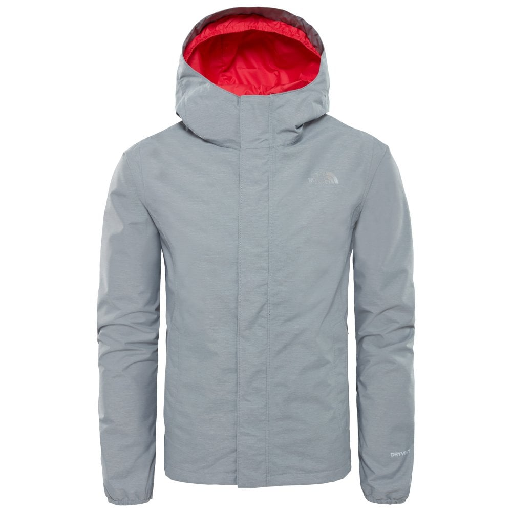 920a00d23 The North Face Girls Resolve Reflective Jacket - Children's from ...