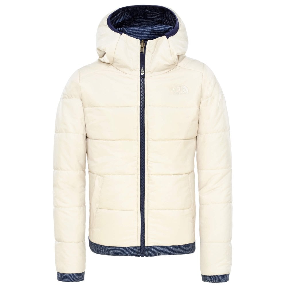 cfb56718e The North Face Girls Reversible Perrito Jacket