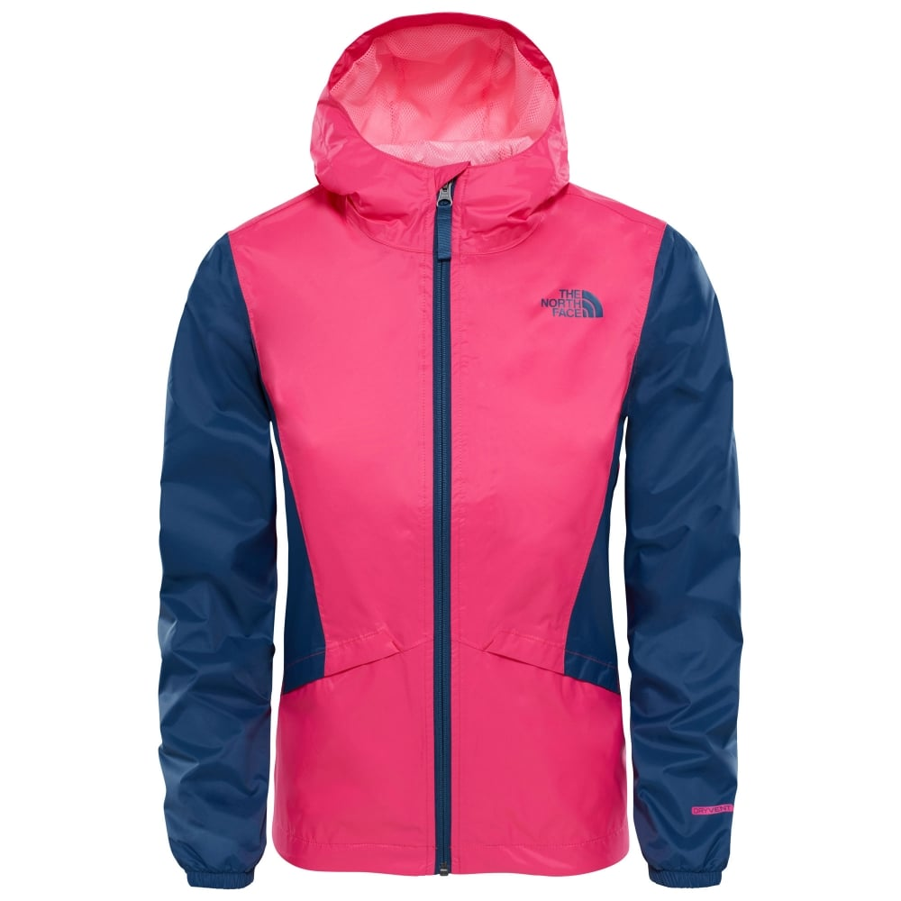 6b1895497cf1 The North Face Girls Zipline Rain Jacket - Under £30 from Gaynor ...