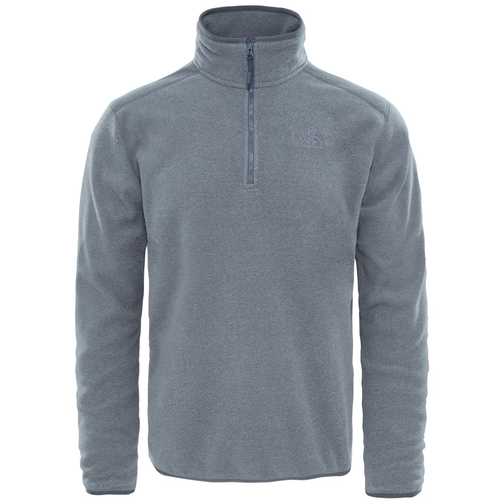 The North Face Mens 100 Glacier 1 4 Zip - Men s from Gaynor Sports UK 841c094ec