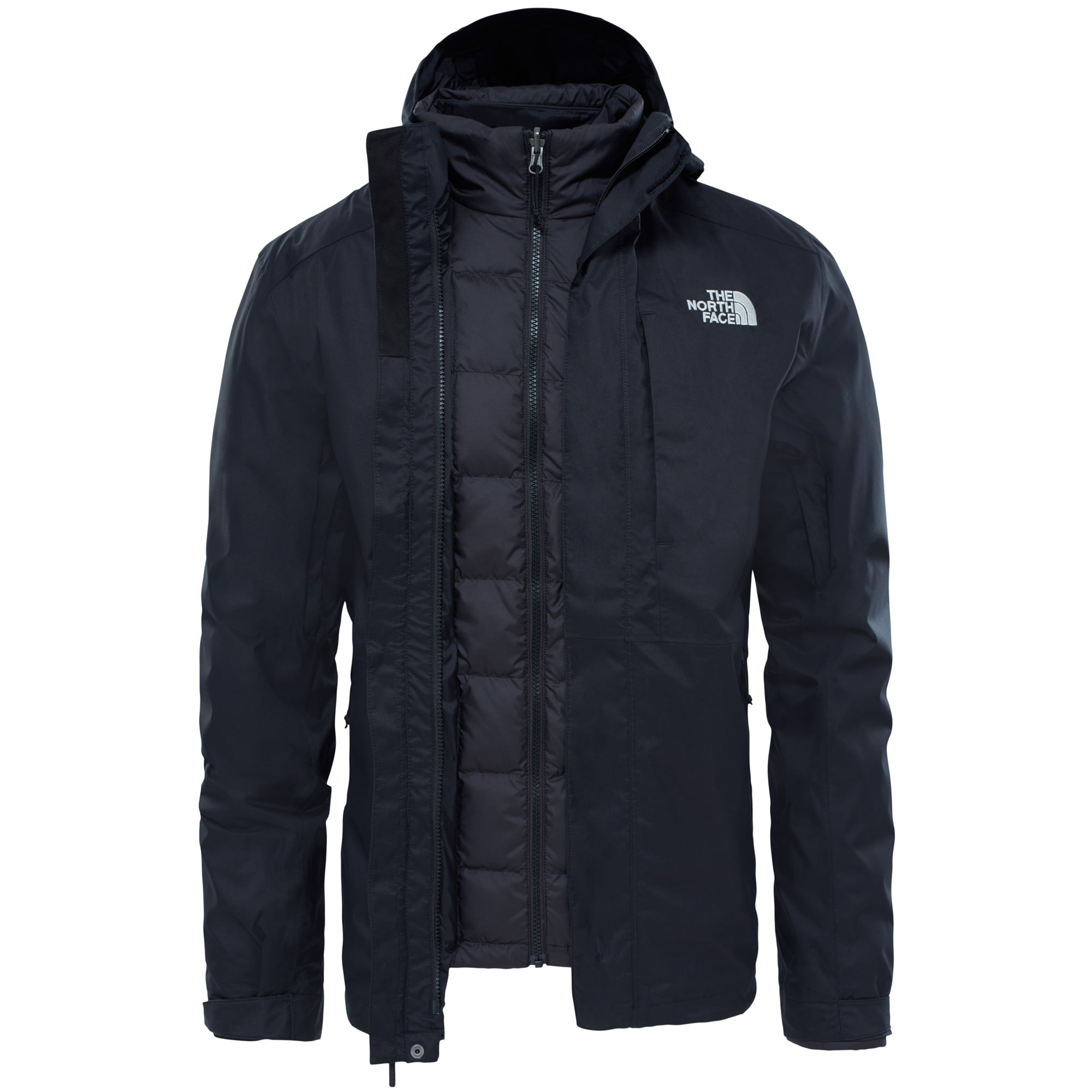 THE NORTH FACE Men's Down Triclimate 3