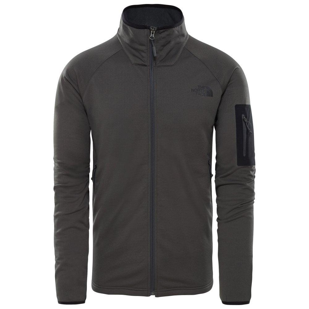 888ae9db8 Mens Borod Full Zip Fleece Jacket