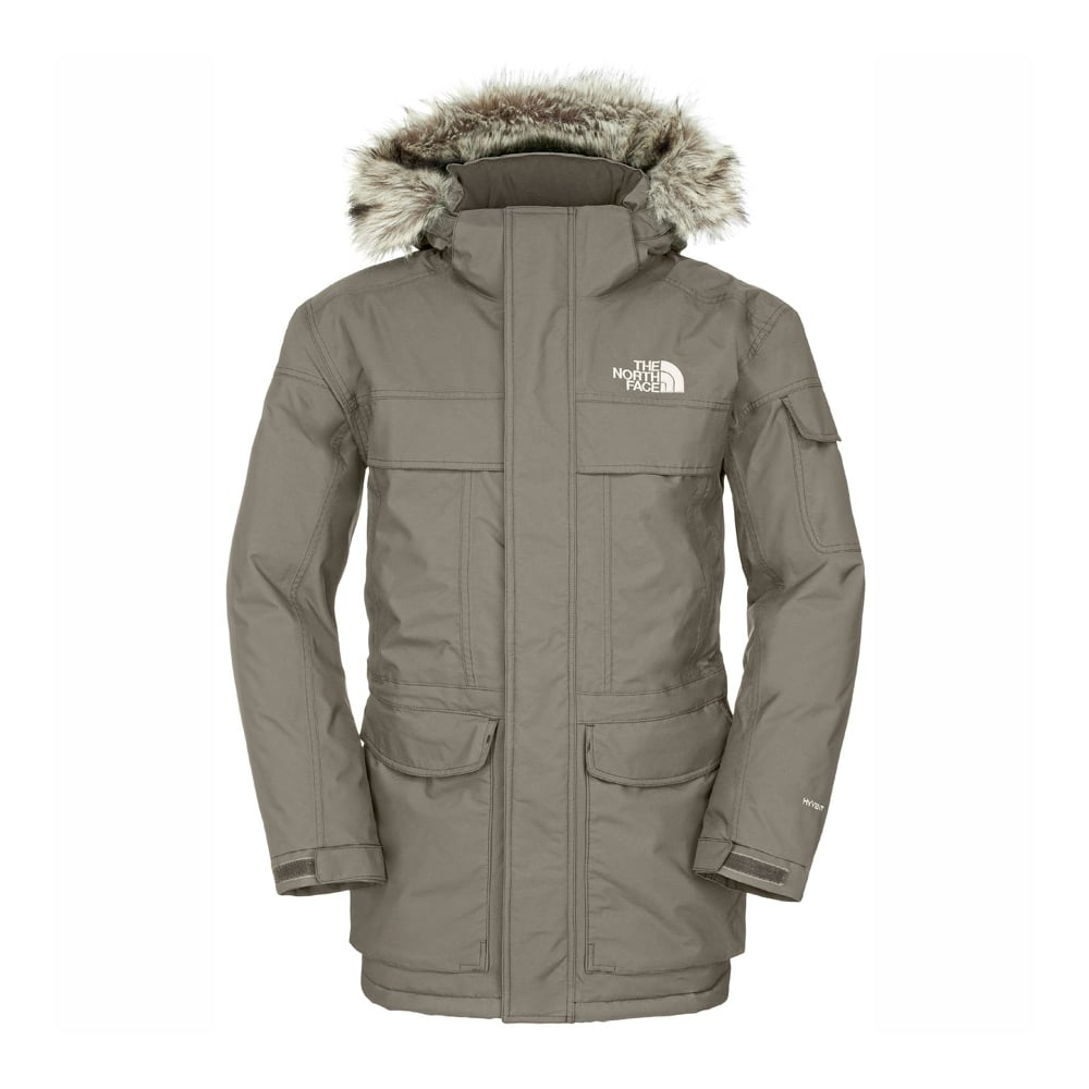 the north face mens mcmurdo parka men 39 s from gaynor sports uk. Black Bedroom Furniture Sets. Home Design Ideas